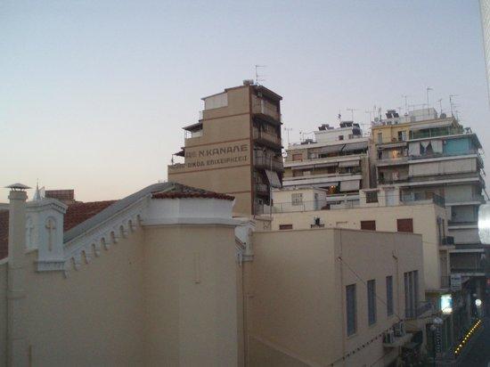 Hotel Argo Anita: View from the balcony