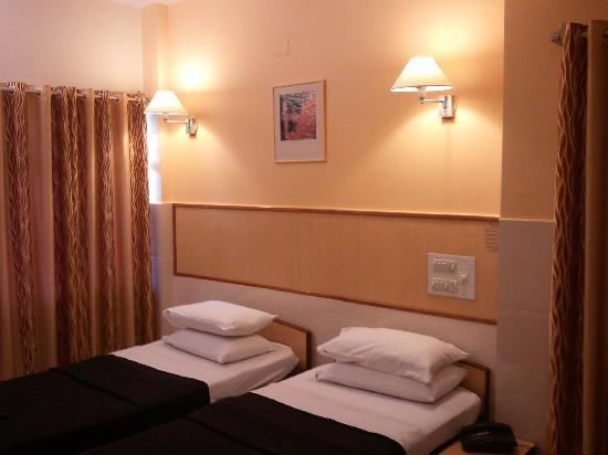 Hotel Kaveri : AC Executive Room View
