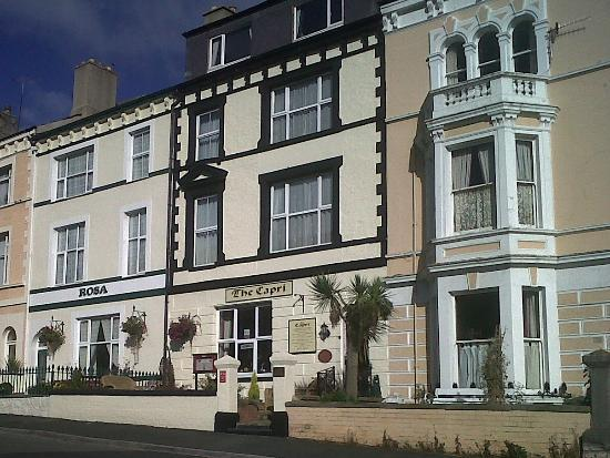 The Capri Guest House: The Capri, Llandudno