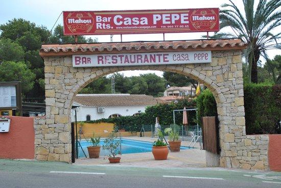 The 10 best restaurants near cala de portixol javea for Cocina mediterranea