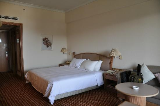 ParkCity Everly Hotel Miri: Deluxe Double with Balcony Sea View