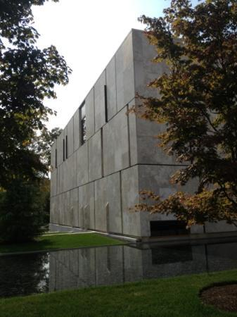 The Barnes Foundation: end