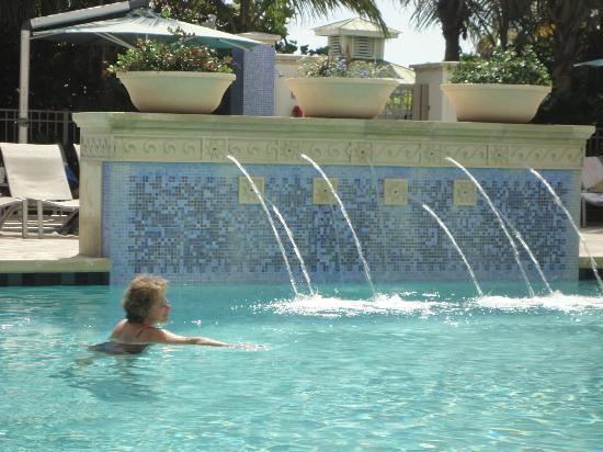 Marriott's Oceana Palms: Refreshing pool