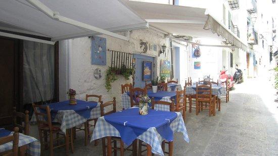 Casa Dorotea: terraza