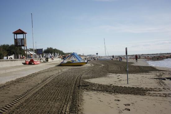Centro Vacanze Pra delle Torri: Strand