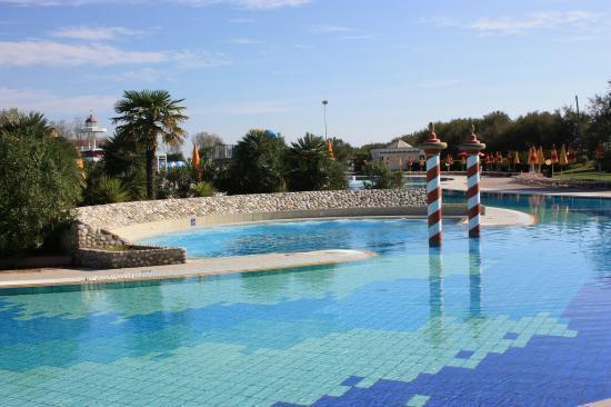 Centro Vacanze Pra delle Torri: Grosse Poolanlage