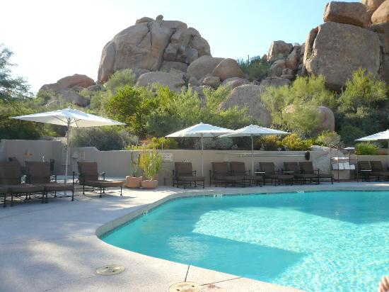 ‪‪Boulders Resort & Spa, Curio Collection by Hilton‬: Main Pool‬