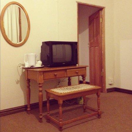 The George Hotel, Eshowe: habitación