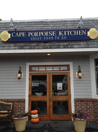 Cape Porpoise Kitchen - Menu, Prices & Restaurant Reviews ...