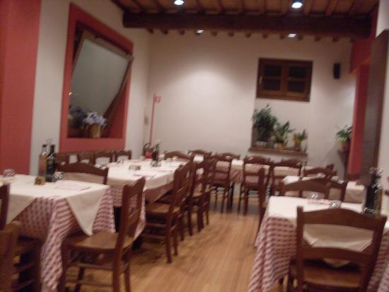 La Taverna di Julio: la sala
