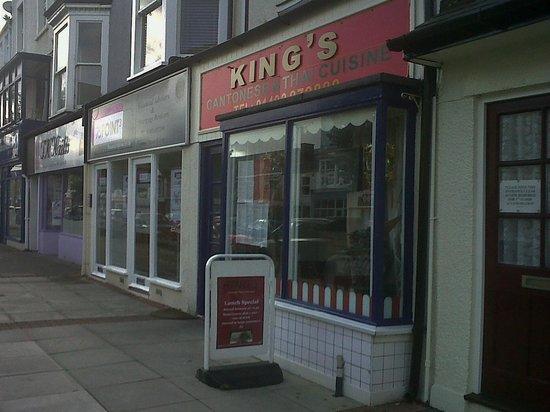 King's Takeaway, Llandudno
