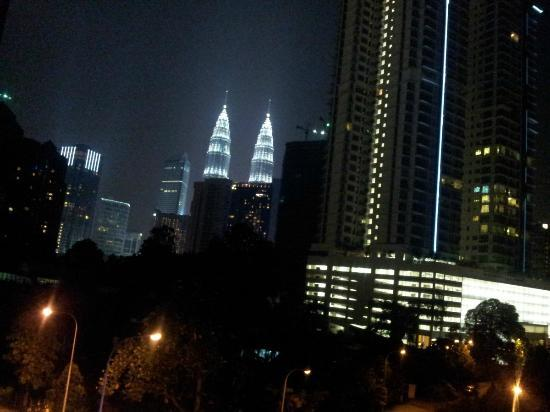 The Royale Chulan Kuala Lumpur: View from room