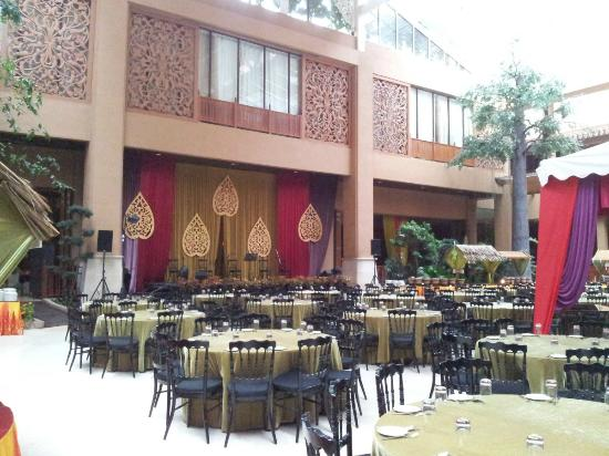 The Royale Chulan Kuala Lumpur: Function/Restaurant Area