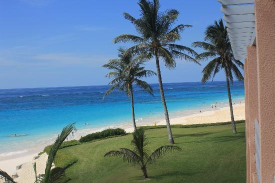 Coco Reef Resort Bermuda: View from the room