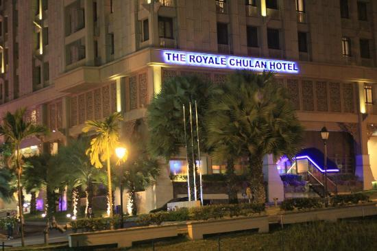 The Royale Chulan Kuala Lumpur: hotel exterior