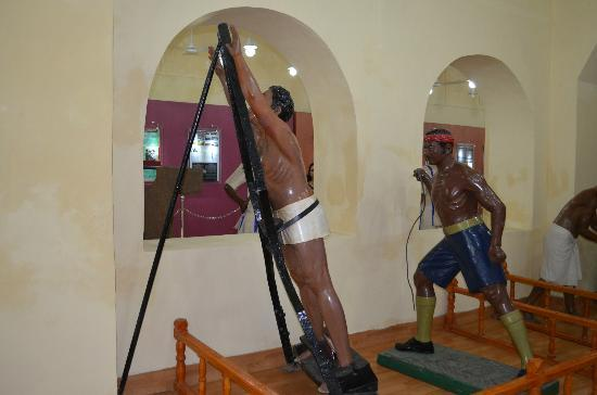 punishments to indians at port blair This new jail served as prison for life imprisonment and severe punishment of  criminals  in the port blair history, in the early years of 1900s the indian  rebellion.