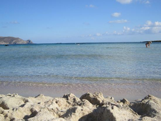 Elafonisi Resort by Kalomirakis Family: spiaggia di Elafonisi