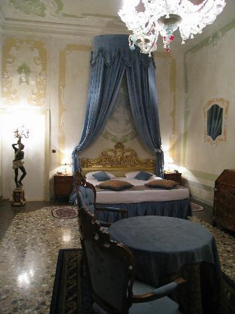 Palazzo Paruta: 広い!
