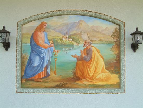 Penzion Kaps: Decorative panel - Penzion Bled