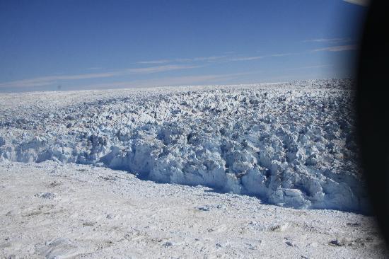 Ilulissat Icefjord: a