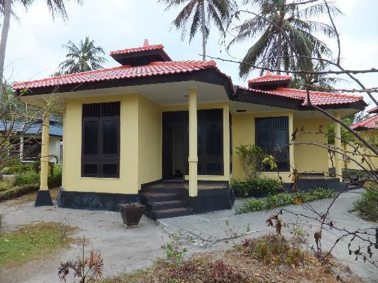 Parai Beach Resort & Spa: ビーチバンガロー外観