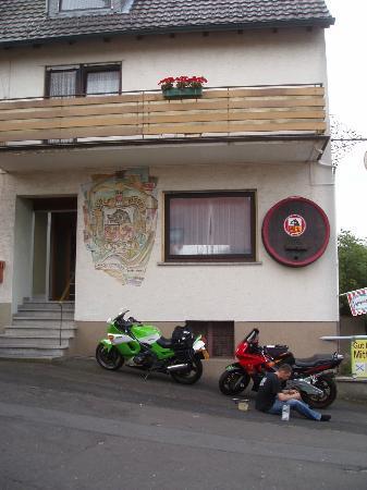 Rudenhausen, Germany: brauerei hotel