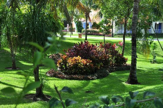 Grand Bahia Principe Coba: Garden