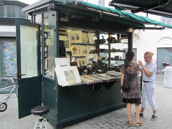 Mercato dell'Antiquariato: La storia della fotografia