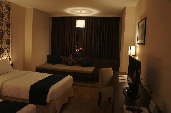 Garden Palace Hotel: Nice room
