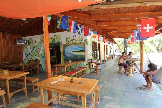 Don Jon's Lodge and Restaurante: Reception and Restaurante