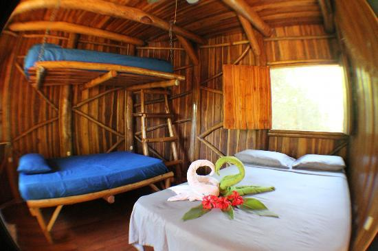 Don Jon's Lodge and Restaurante: Private rooms