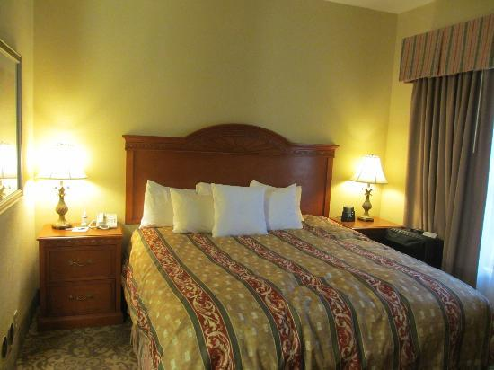 Homewood Suites by Hilton Asheville- Tunnel Road: Comfortable bed!