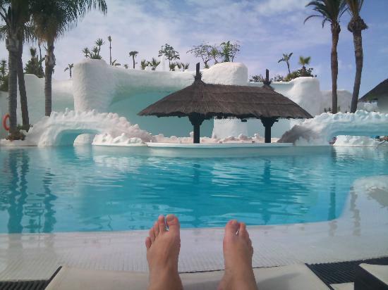 Hotel Suite Albayzin del Mar: Nere vid poolen