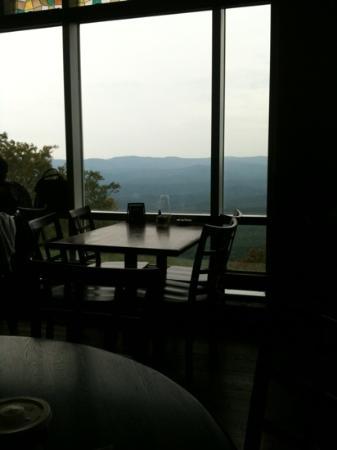 Amicalola Falls State Park Lodge Restaurant: lodge restaurant