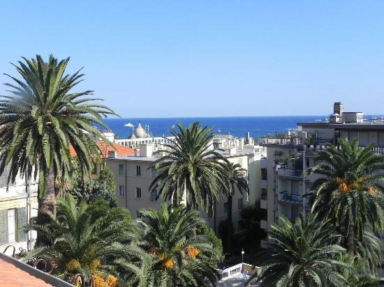 Villa Maria: vista dal ns terrazzo