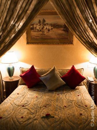 Riad Kniza: The Samar room