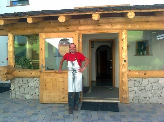La meravigliosa veranda, dove tutto profuma di legno... - Foto di ...