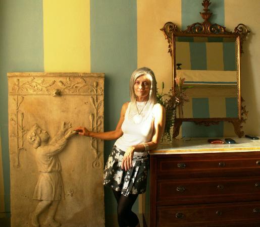 Locanda Sant'Agostino Maison de Charme: Alcove room