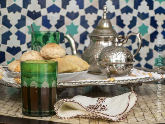 Riad Kniza : Mint tea