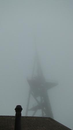 Hotel UTO KULM: Into the Clouds