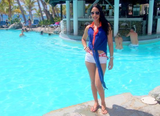 Coral Costa Caribe Resort & Spa: POOL