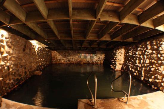 Ojo Caliente Mineral Springs Resort and Spa : Soda pool