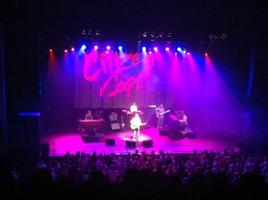 Wiltern Theatre: View from Lower Balcony FF