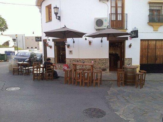Restaurante bar el convento en ronda con cocina tapas - Bares en ronda ...