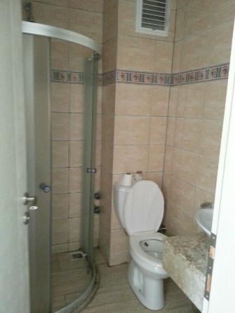 Ata Lagoon Beach Hotel: Bathroom