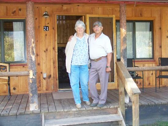Rio Colorado Lodge: Ahh the in-laws went with us
