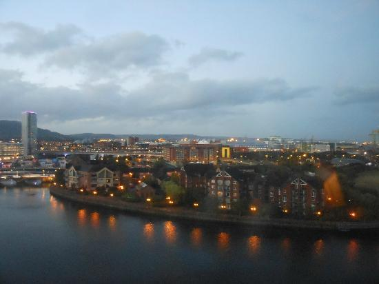 Hilton Belfast: What a view!