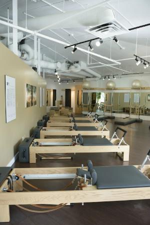 Embody Pilates Studio: Reformers