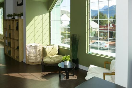 Embody Pilates Studio: Relaxation and meditation area