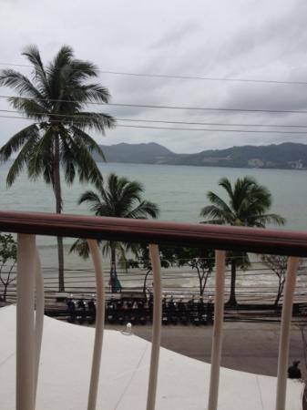 บ้านบัว รีสอร์ท: Utsikten fra vårt tom var fantastisk.